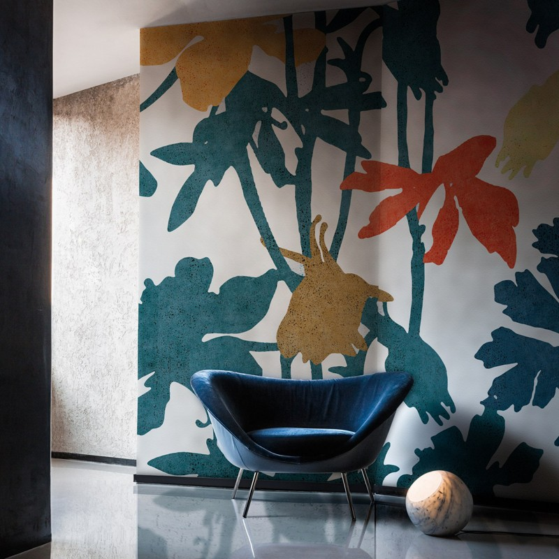 Mural Wall&Decò Contemporary Wallpapers 2018 Kona WDKO1801 A