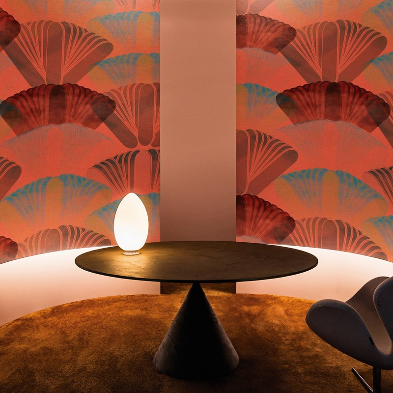 Mural Wall&Decò Contemporary Wallpapers 2018 Fossil WDFS1801 A
