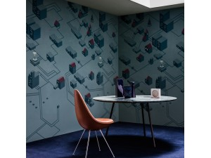 Mural Wall&Decò Contemporary Wallpapers 2018 Uncle Sy WDUS1801 A