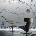 The Deep Wild Space WDDW1801 Mural Wall&Decò 2018