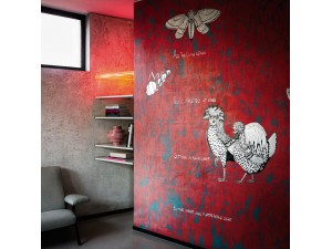 Mural Wall&Decò Contemporary Wallpapers 2018 Live at Ease WDLA1801 A
