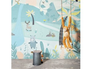 Mural infantil BN Wallcoverings Smalltalk 30801 A