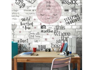 Mural infantil BN Wallcoverings Smalltalk 30808 a