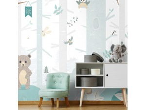 Mural infantil BN Wallcoverings Smalltalk 30810 A