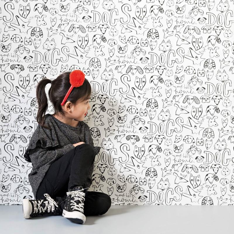 Papel pintado infantil BN Wallcoverings Smalltalk 219251 A