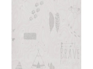 Papel pintado infantil BN Wallcoverings Smalltalk 219322