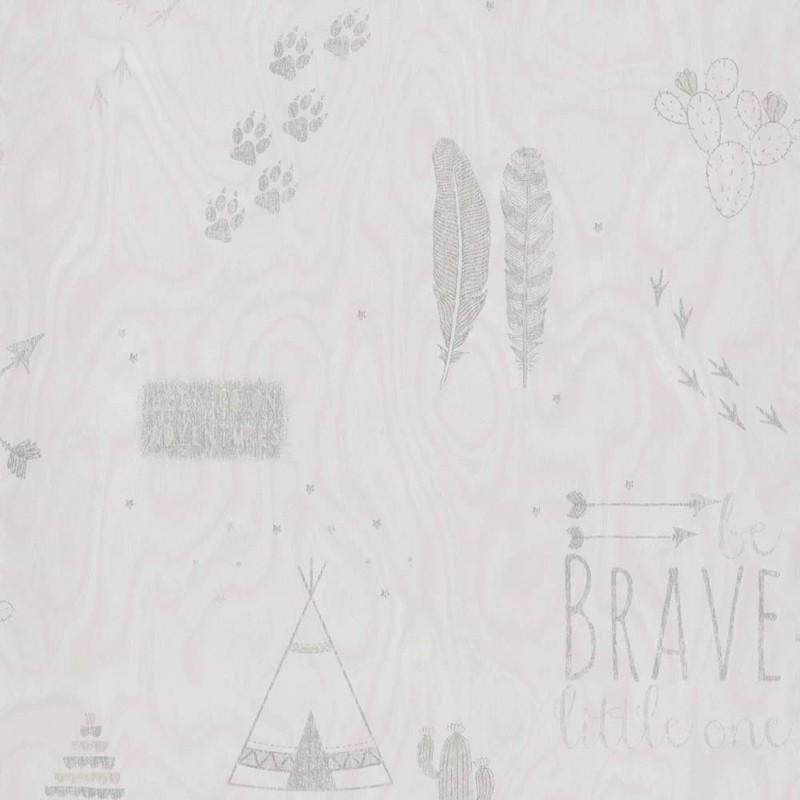 Papel pintado infantil BN Wallcoverings Smalltalk 219322