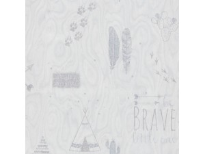 Papel pintado infantil BN Wallcoverings Smalltalk 219320