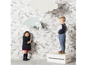 Papel pintado infantil BN Wallcoverings Smalltalk 219263 A