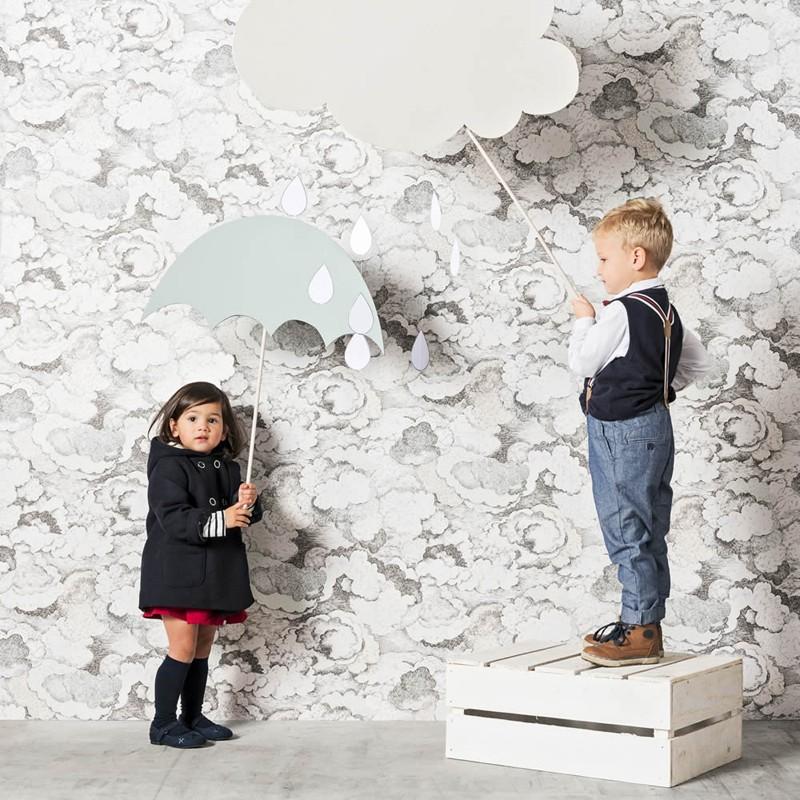 Papel pintado infantil BN Wallcoverings Smalltalk 219263 A