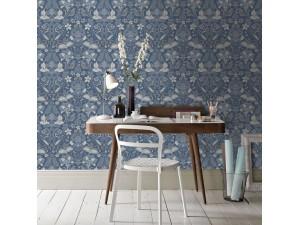 Papel pintado Arthouse Bloom Folk Floral 676002 A