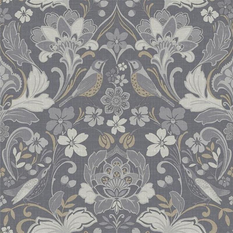 Papel pintado Arthouse Bloom Folk Floral 676003
