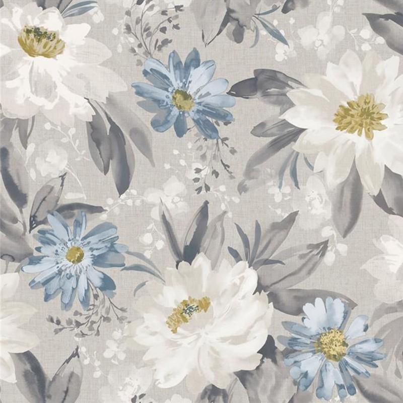 Papel pintado Arthouse Bloom Painted Dahlia 676105