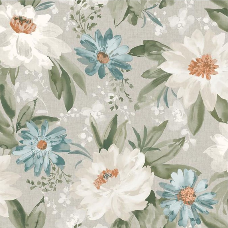 Papel pintado Arthouse Bloom Painted Dahlia 676104
