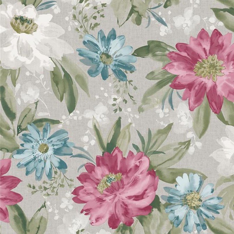 Papel pintado Arthouse Bloom Painted Dahlia 676107