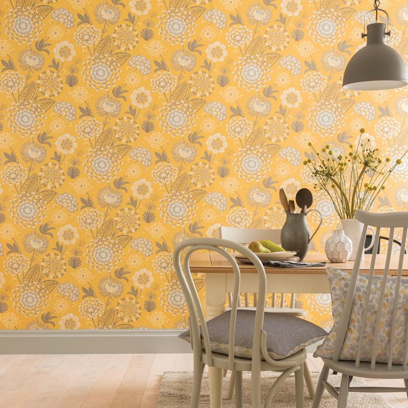 Papel pintado Arthouse Bloom Vintage Bloom 676206 A