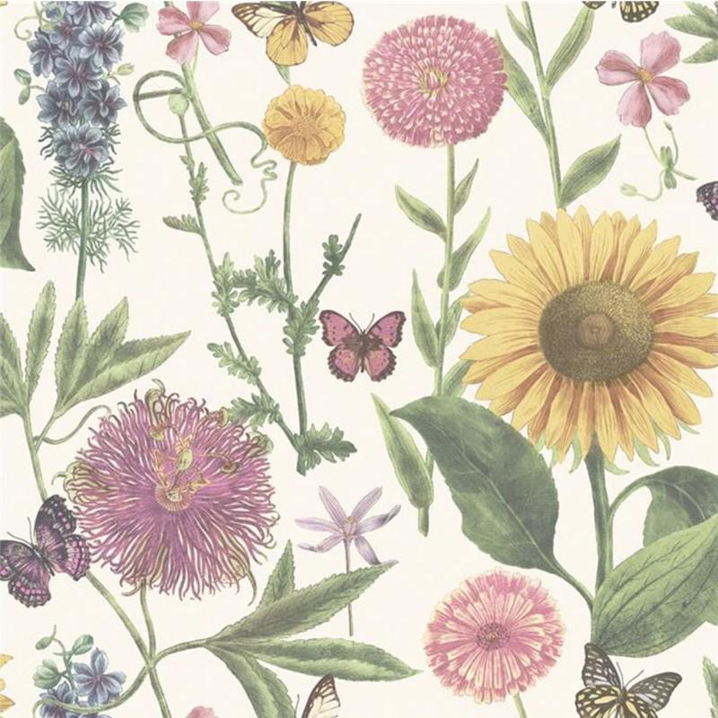 Papel pintado Arthouse Bloom Summer Garden 676205