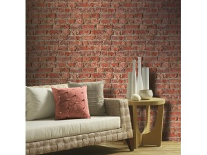 Papel pintado Arthouse Textures Naturale Farm Brick 698002 A