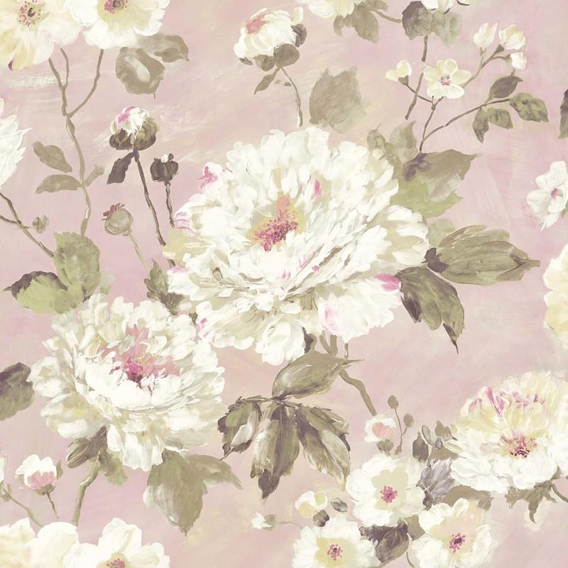 Papel pintado Saint Honoré Flowers & Colours 158-3802