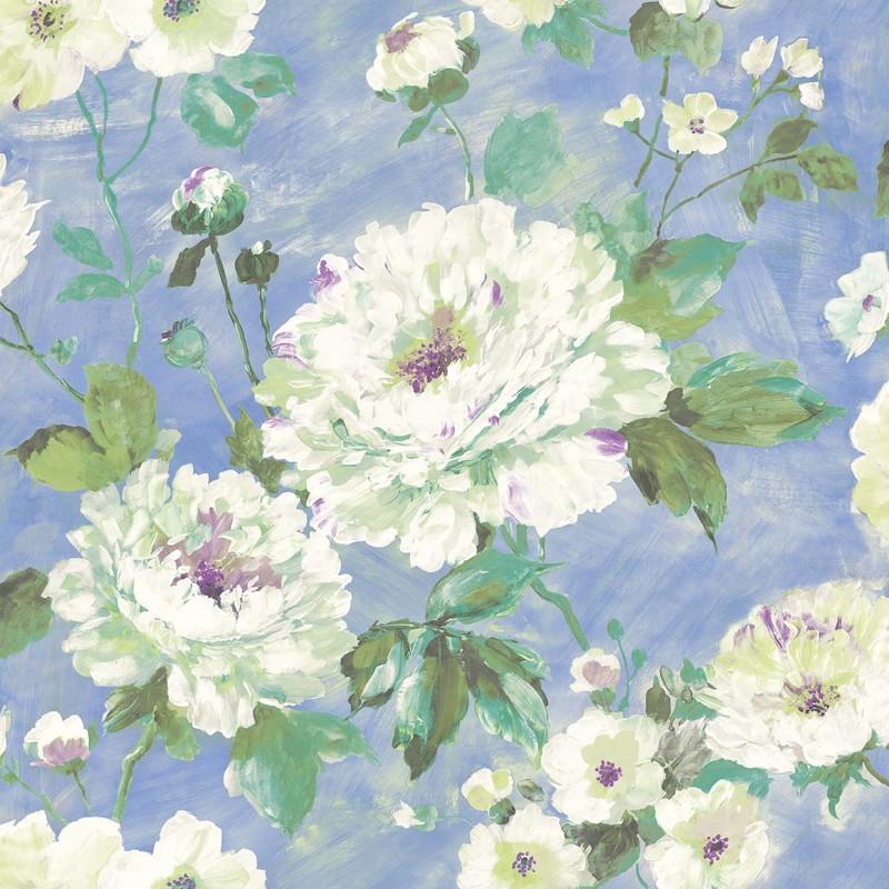 Papel pintado Saint Honoré Flowers & Colours 158-3842
