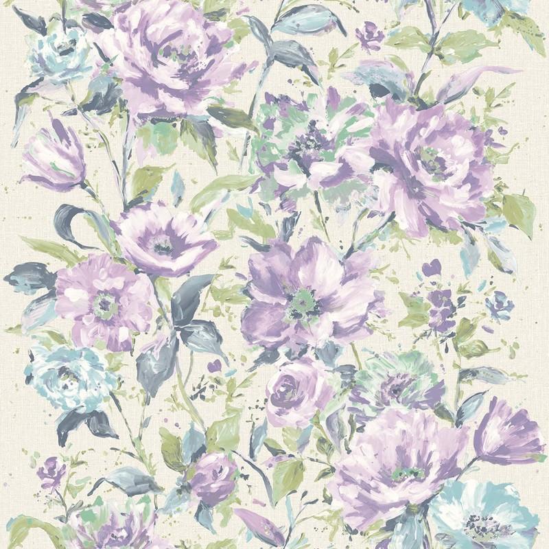 Papel pintado Saint Honoré Flowers & Colours 158-3815