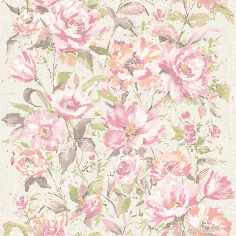 Papel pintado Saint Honoré Flowers & Colours 158-3826