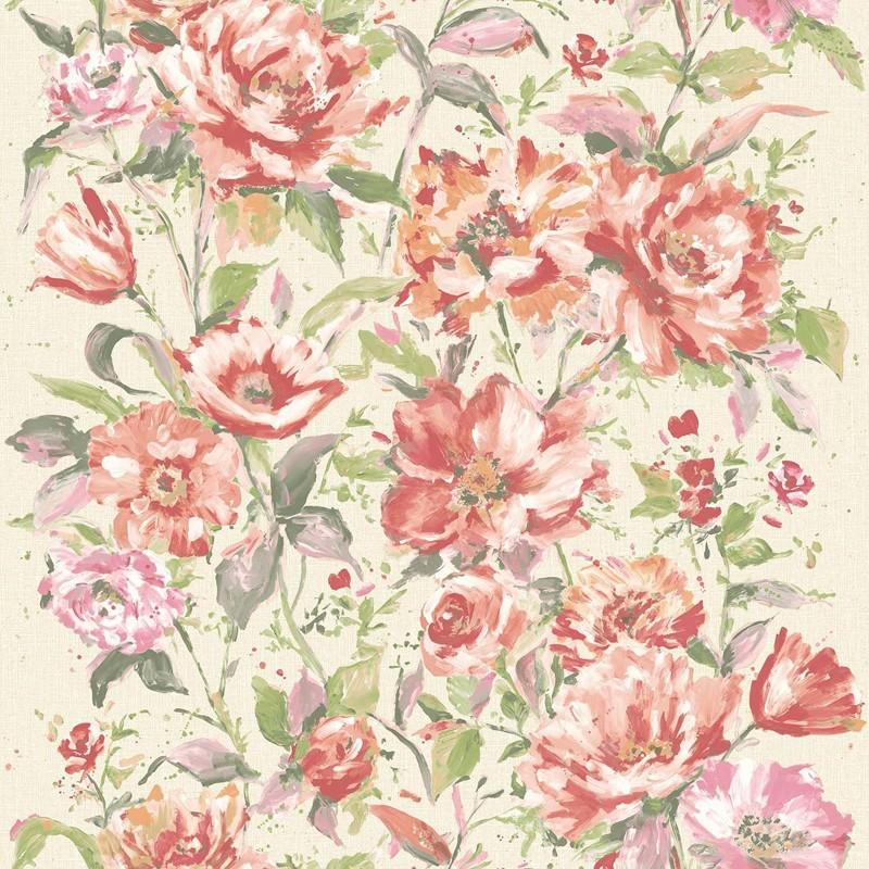 Papel pintado Saint Honoré Flowers & Colours 158-3832