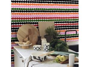 Papel pintado Marimekko Walcoverings nº 5 Räsymatto 23321 A