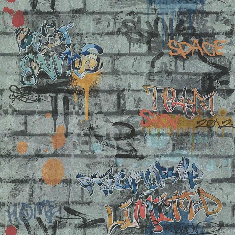 Papel pintado juvenil Colowall Funny Walls III 247-3633