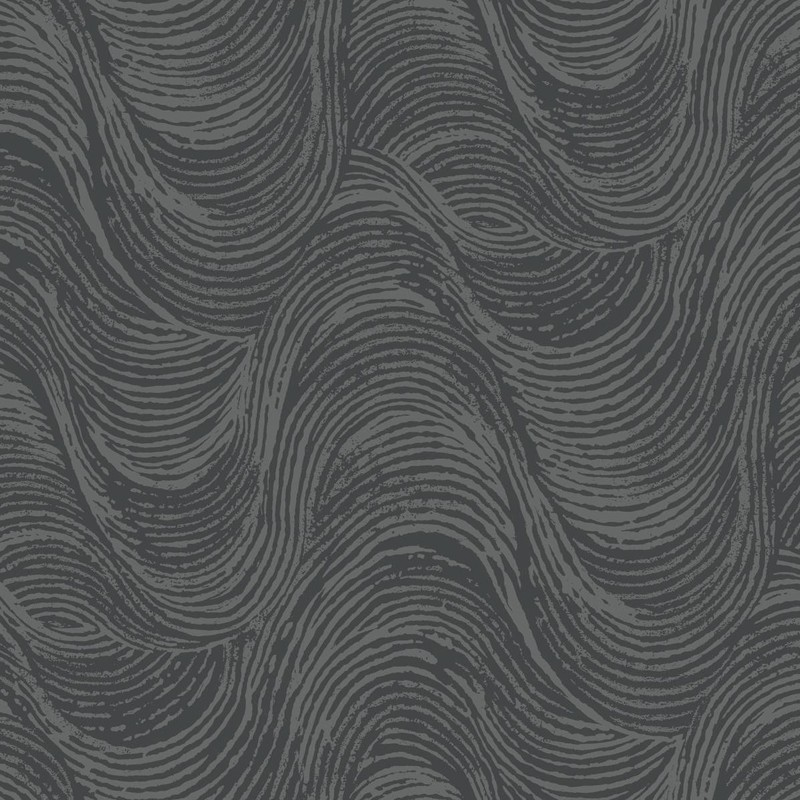 Papel pintado York Masterworks Ronald Redding Designs Great Wave SD3705