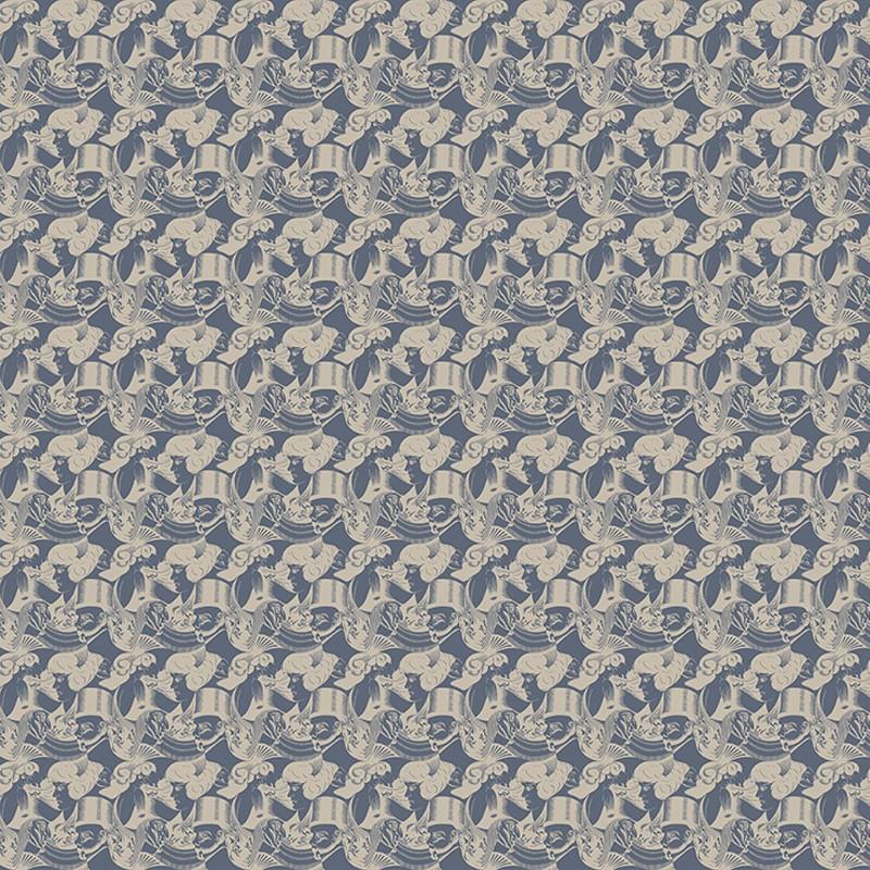 Papel pintado Jannelli Volpi M. C. Escher Eight Heads 23162