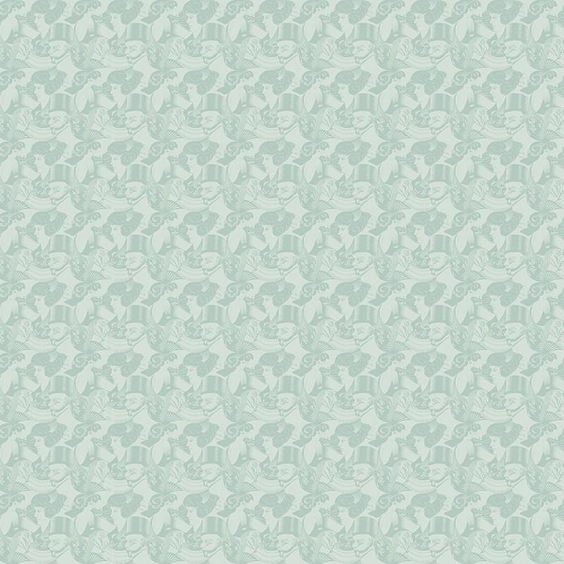 Papel pintado Jannelli Volpi M. C. Escher Eight Heads 23161