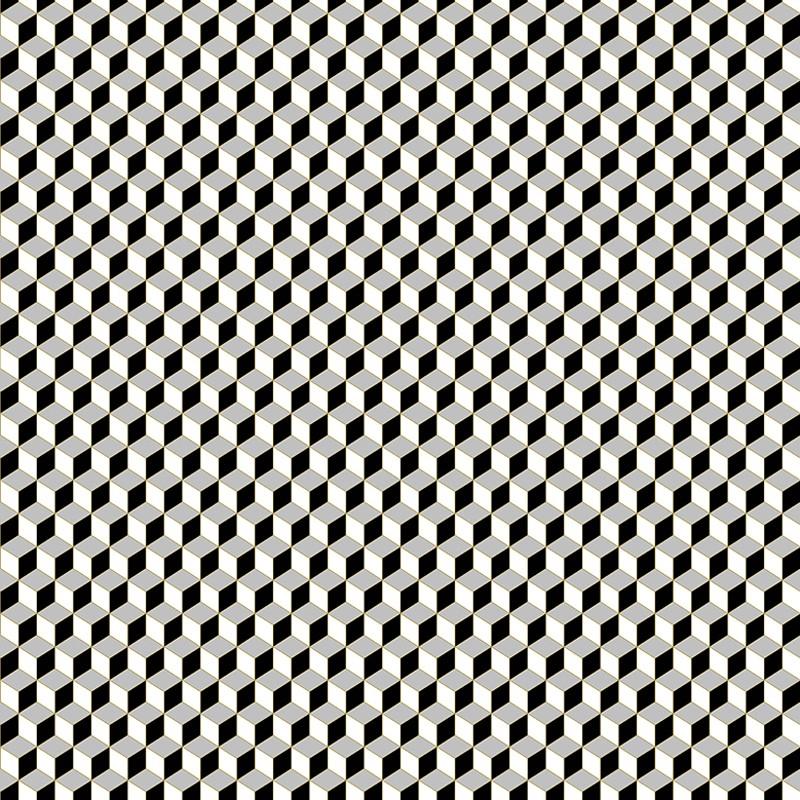 Papel pintado Jannelli Volpi M. C. Escher Little Cube 23155