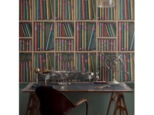 Papel pintado Cole & Son Fornasetti Ex Libris 114-5010 A