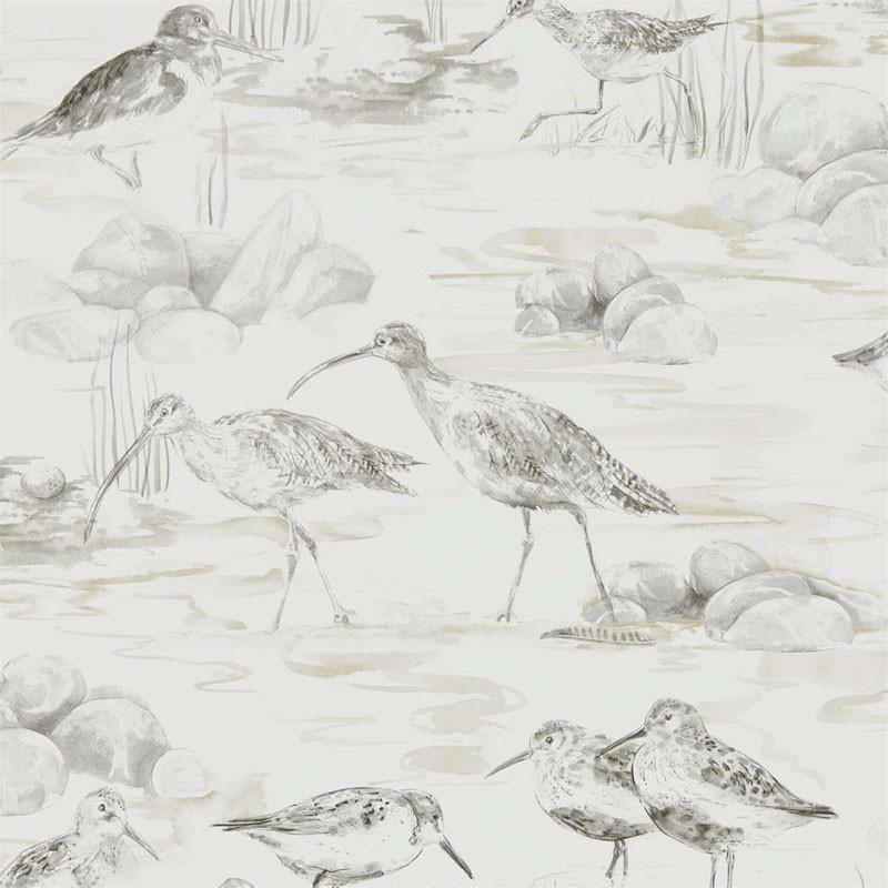 Papel pintado Sanderson Embleton Bay Estuary Birds 216493