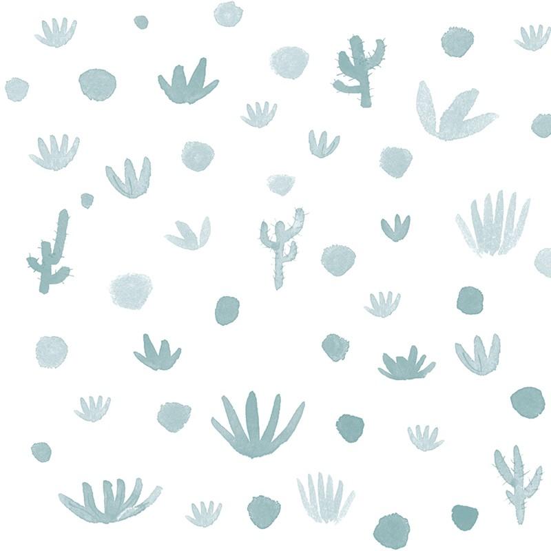 Papel pintado infantil Ventura Paula Alenda Pint Cactus 35013