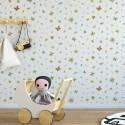 Pint Mariposas 35070 Paula Alenda Papel pintado infantil