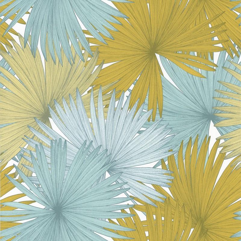 Papel pintado Caselio Jungle Coconut JUN100046526