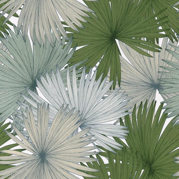Papel pintado Caselio Jungle Coconut JUN100047412