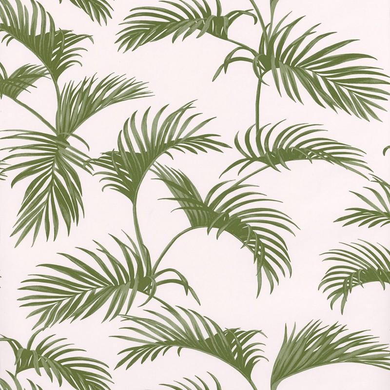 Papel pintado Caselio Jungle Palmes JUN100037011