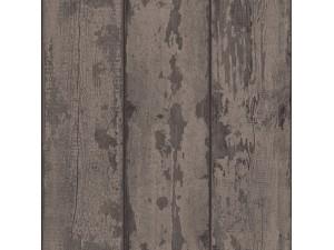 Papel pintado Arthouse Journeys Mahogany Wood Plank 610802