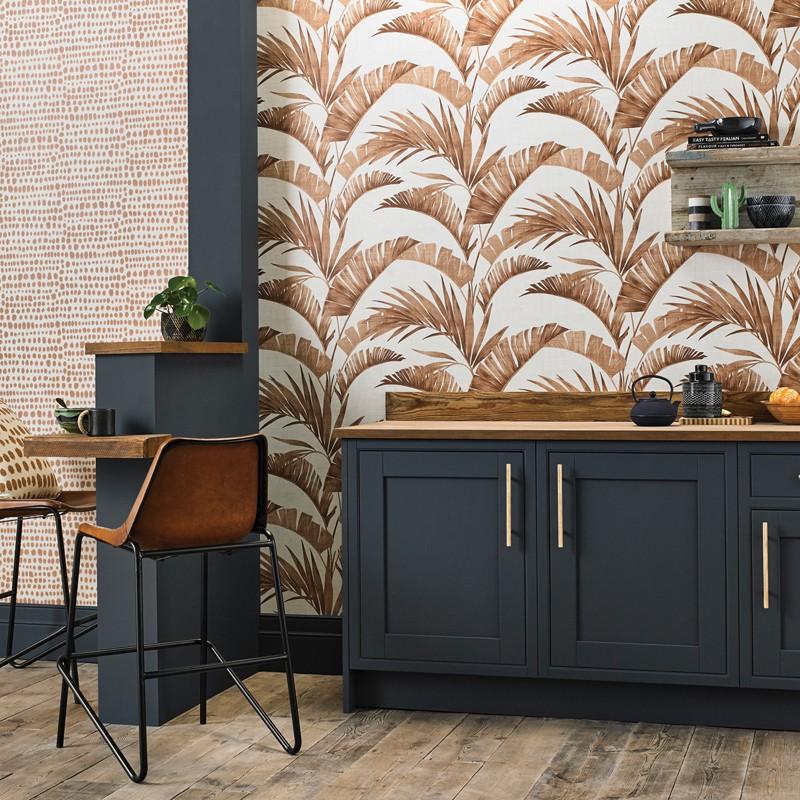 Papel pintado Arthouse Journeys Banana Palm 610602 A