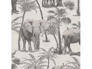 Papel pintado Arthouse Journeys Elephant Grove 610702