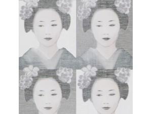 Papel pintado Jab Anstoetz Misaki Osaka 4-4086-070