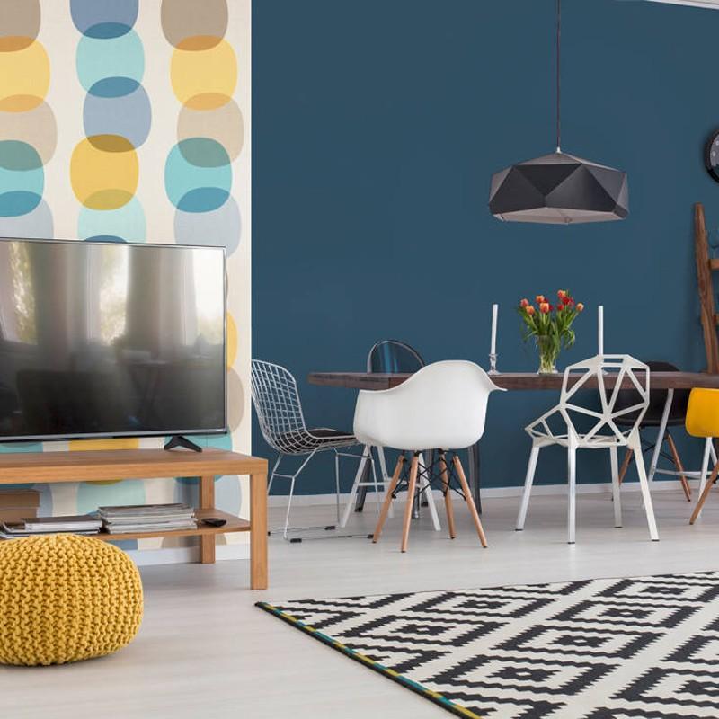 Papel pintado As Creation Pop Colors DB355901 A