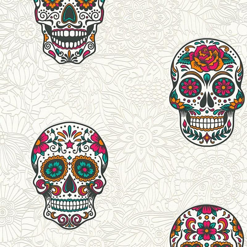 Papel pintado As Creation Pop Colors DB358172