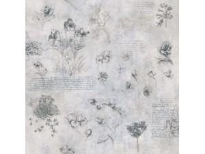 Papel pintado Janelli & Volpi Leonardo Fiori 23003