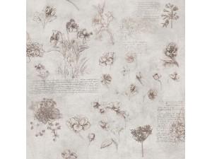 Papel pintado Janelli & Volpi Leonardo Fiori 23001