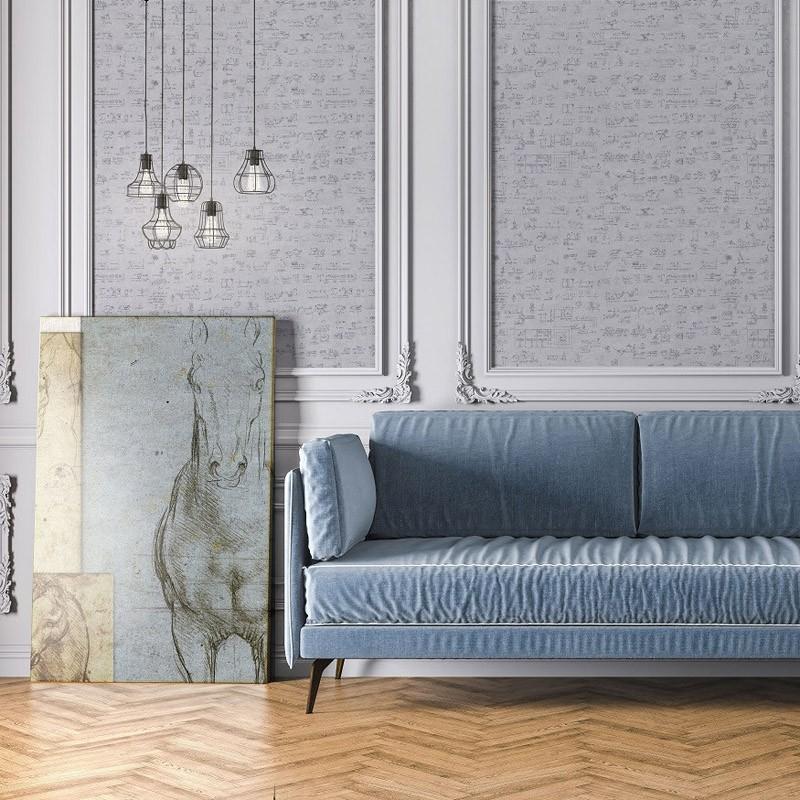 Papel pintado Janelli & Volpi Leonardo Glossario 23048 A
