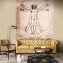 Leonardo Vitruvio 23091 J&V Mural decorativo